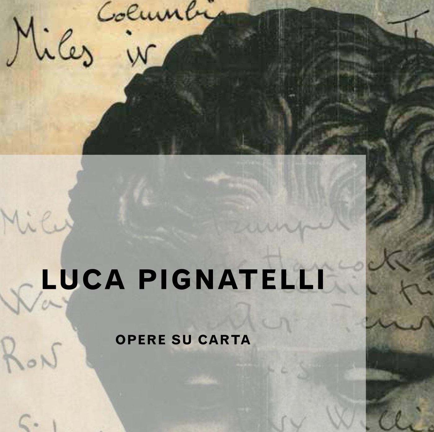M77 | Conversazione con Luca Pignatelli