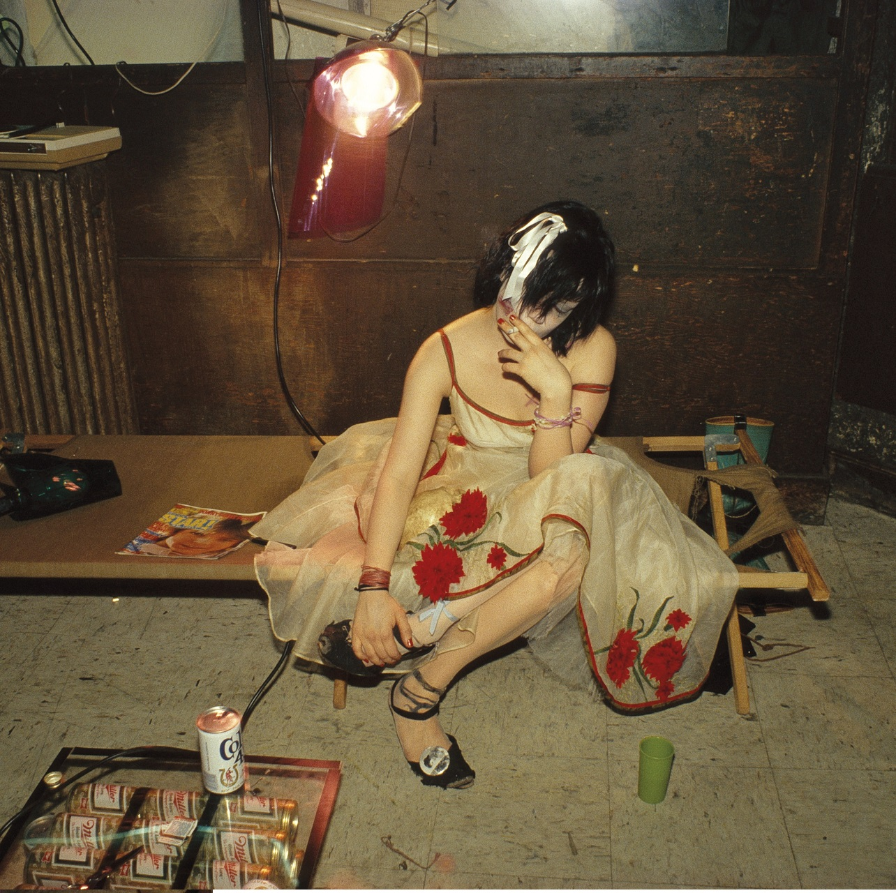 Mufoco e Triennale | Nan Goldin | The Ballad of Sexual Dependency