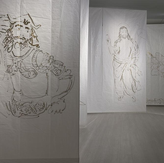 Antinori Art Project  |  Il capolavoro di Giovanni Della Robbia riletto da Stefano Arienti.