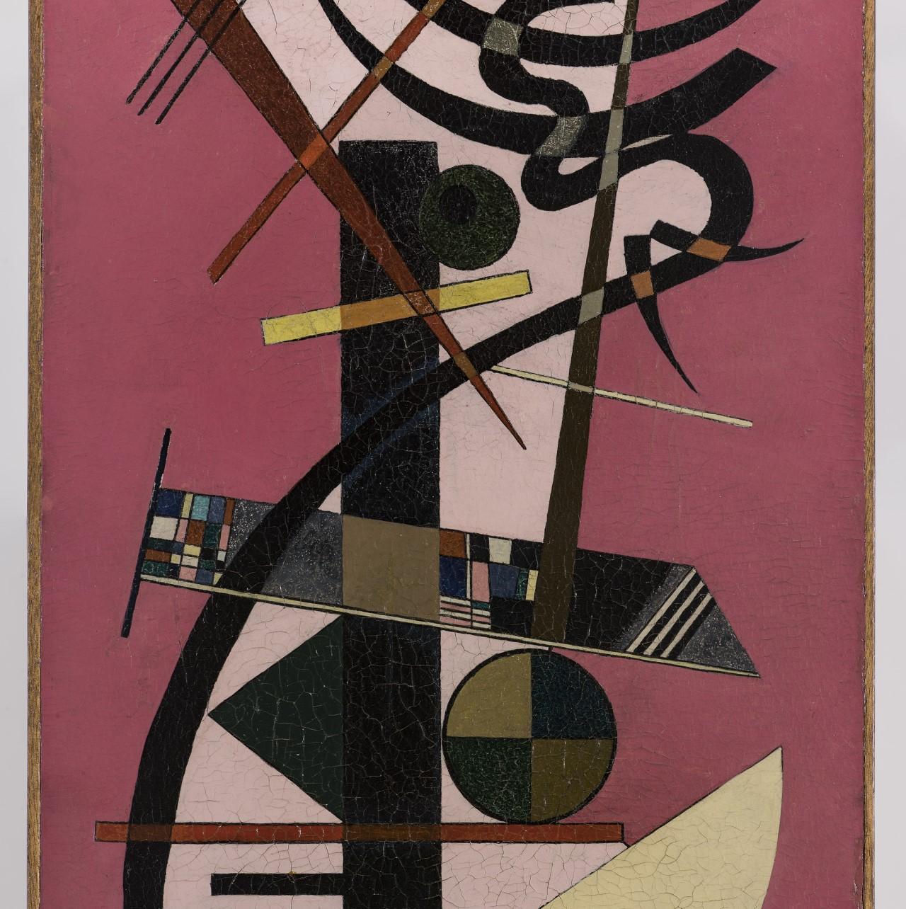 Fondazione CRC | Kandinskij | L'armonia preservata. Dietro le quinte del restauro