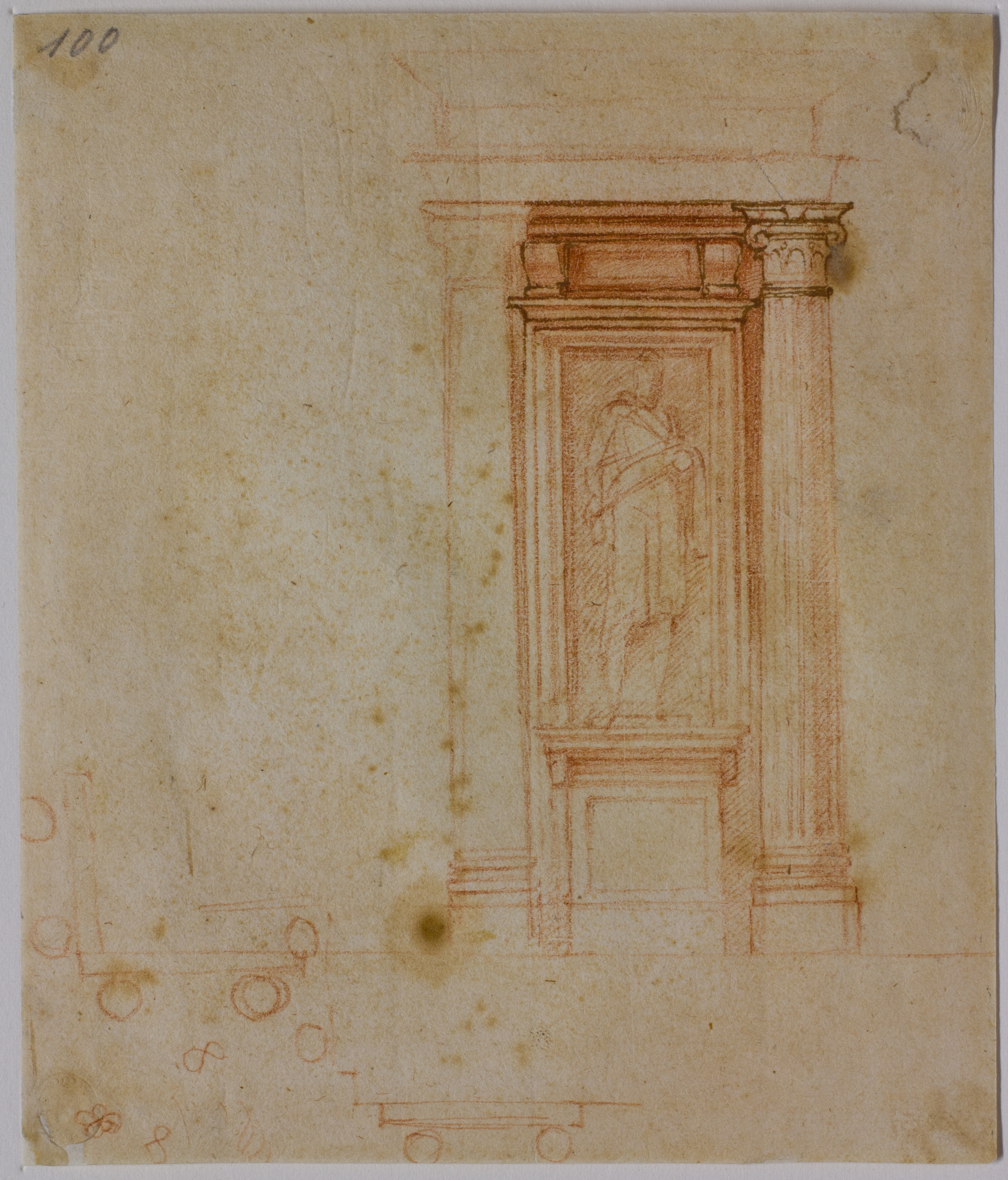 Pinacoteca Giovanni e Marella Agnelli | Michelangelo. Disegni da Casa Buonarroti
