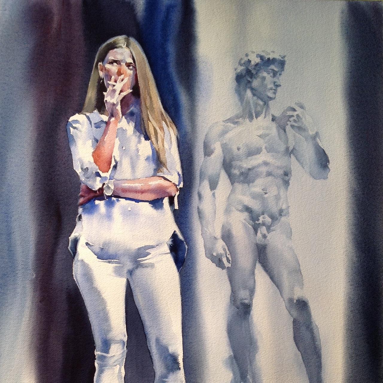 Accademia delle Arti del Disegno di Firenze | Andrey Esionov | Neo-nomadi e Autoctoni