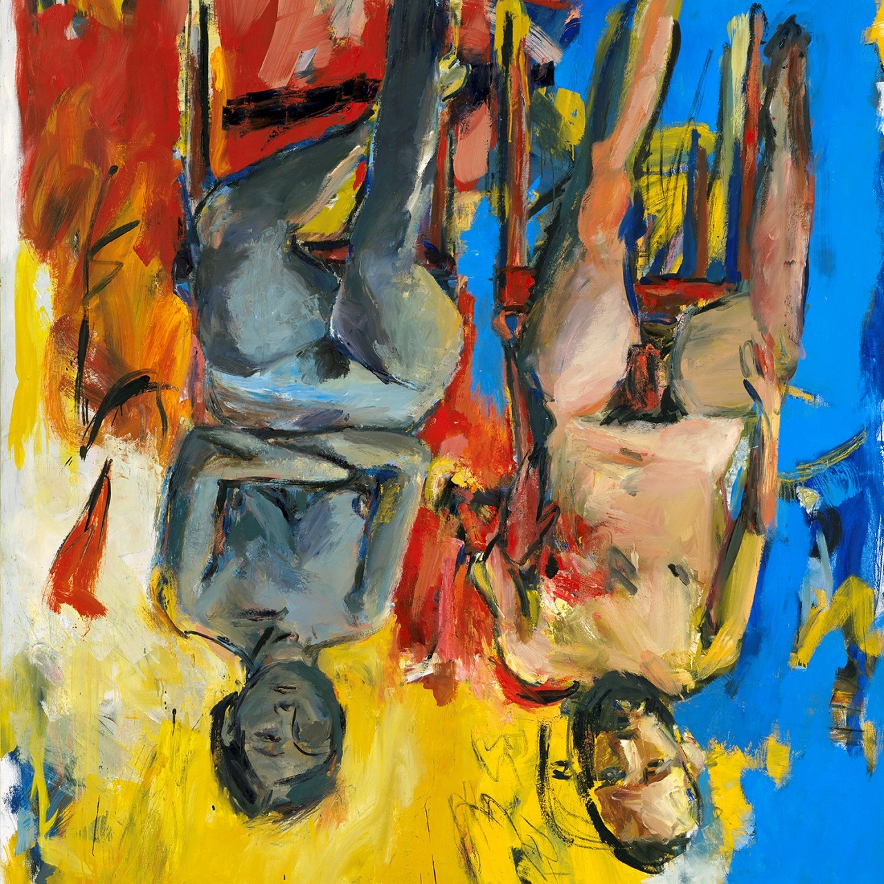 Gallerie dell'Accademia | Baselitz – Academy
