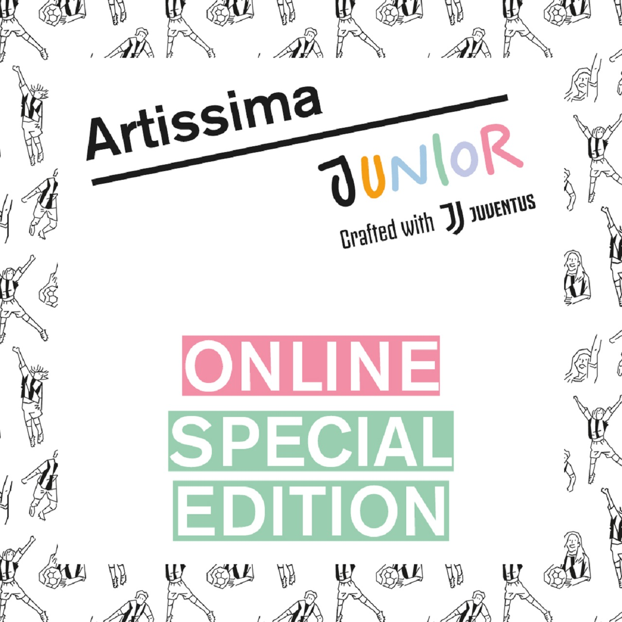 Artissima Junior, crafted with Juventus – online special edition