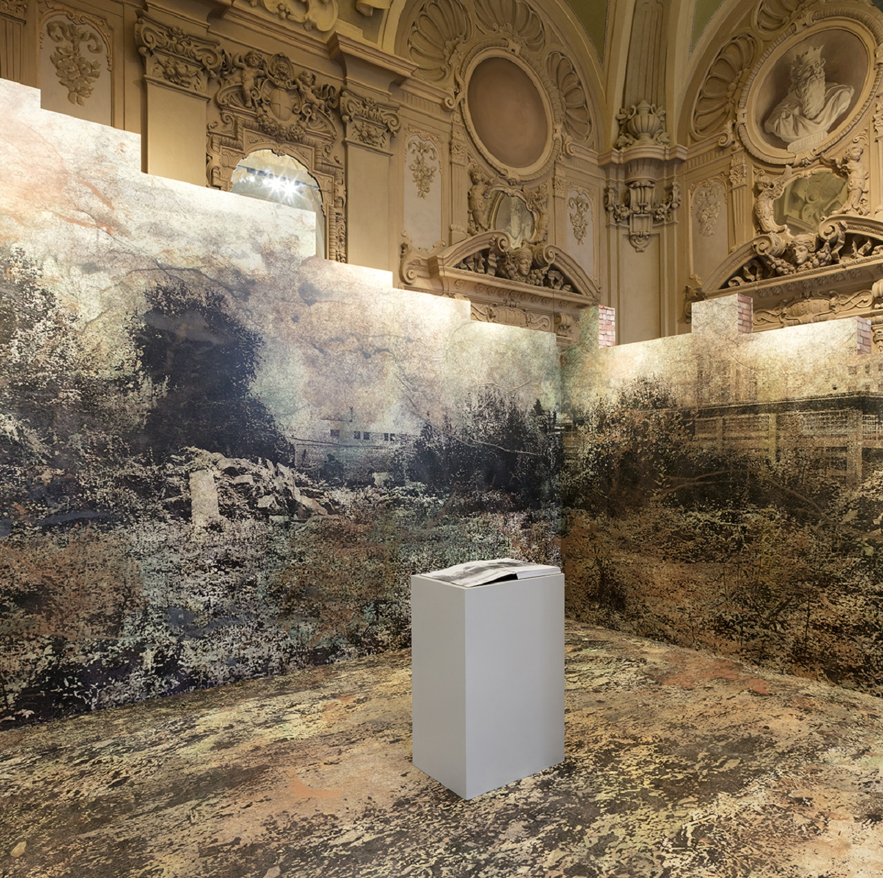 The ballad of forgotten places di Botto&Bruno entra nei Musei Reali di Torino