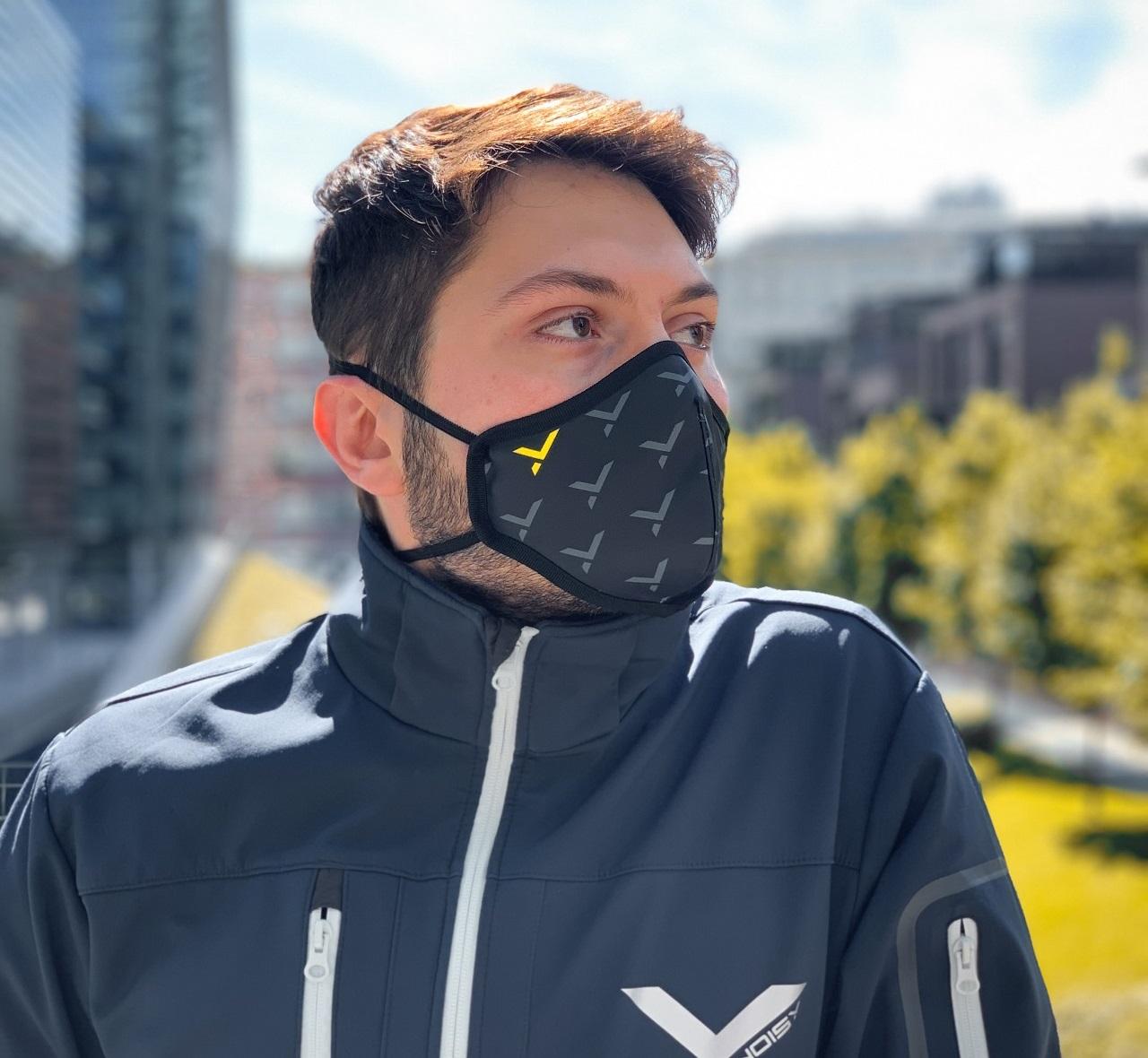 Noisy Mask: mascherine ad alto valore sociale