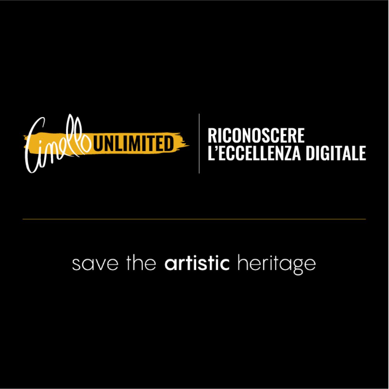 Premio Cinello Unlimited| Riconoscere l'eccellenza digitale