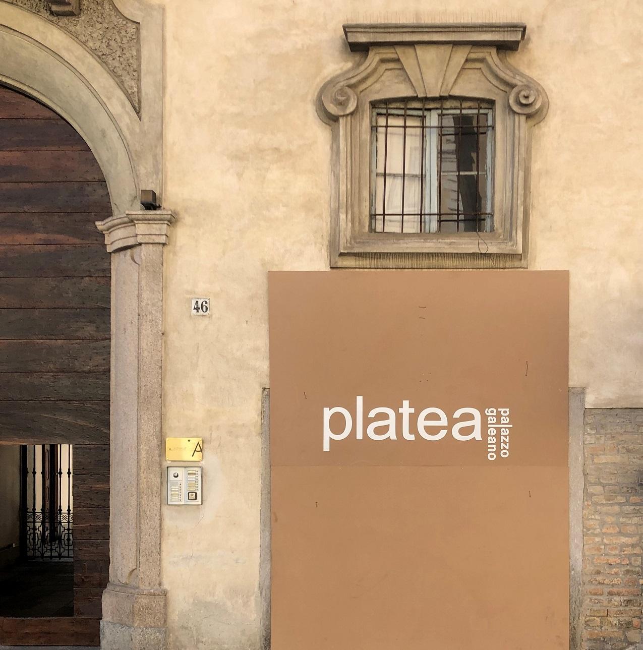 PLATEA | PALAZZO GALEANO